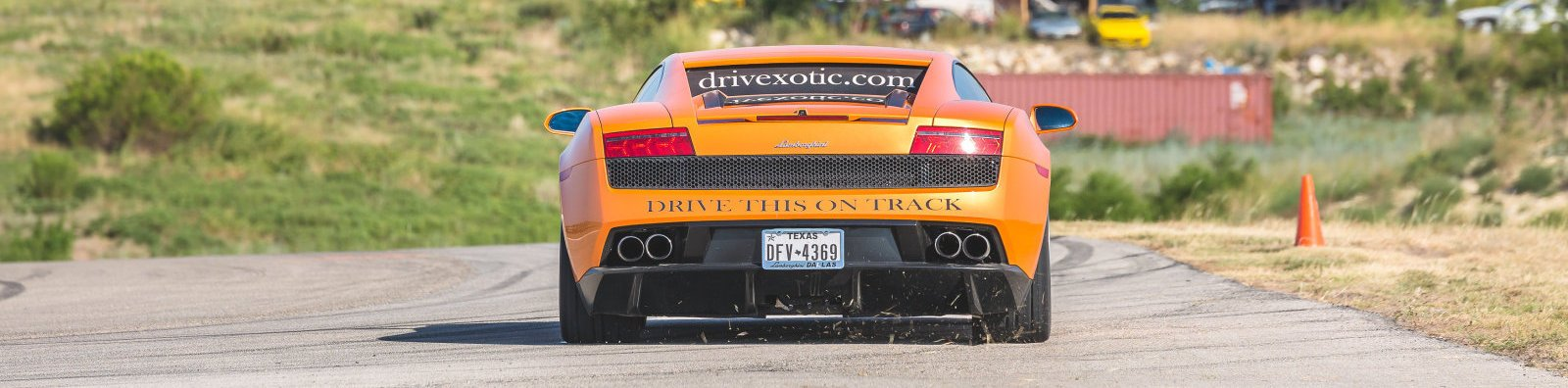 Race Car Driving Experience Dallas