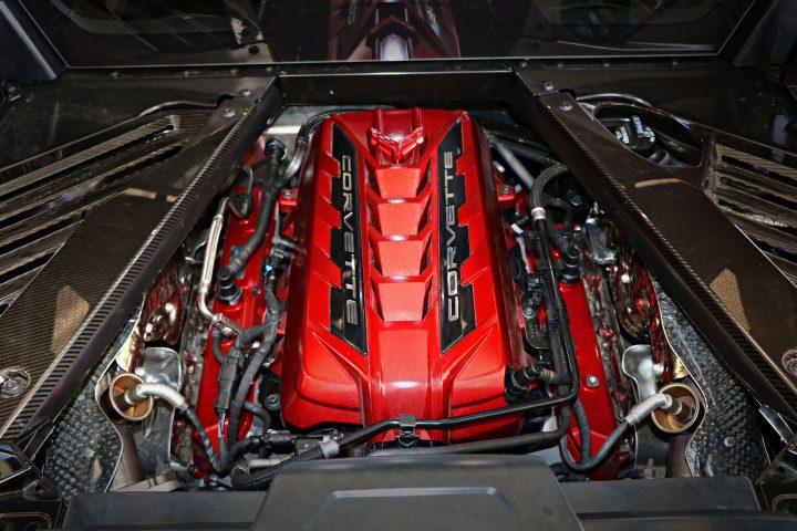 Chevy Corvette C8 Z71